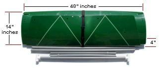 Tuck Tech: Tote 'n Boat folding canoe